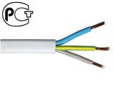 Электрический провод ПВС 2x1 медный