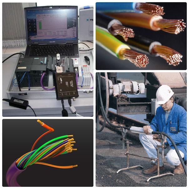 Использование контрольных кабелей